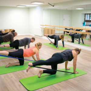 Pilates Classes at Linear Health & Fitness