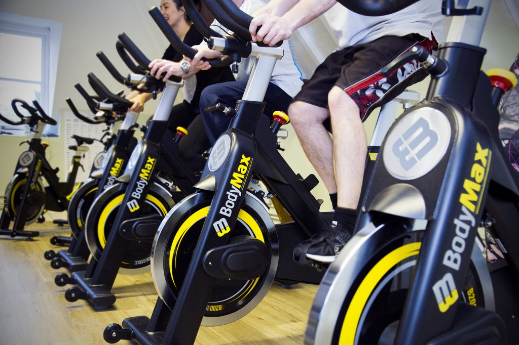 Fitness Classes, Indoor Cycling