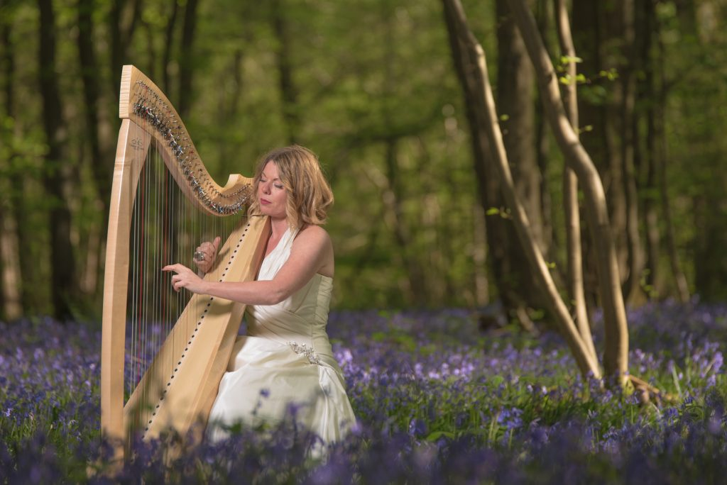 Tracy Jane Sullivan Harp & Yoga