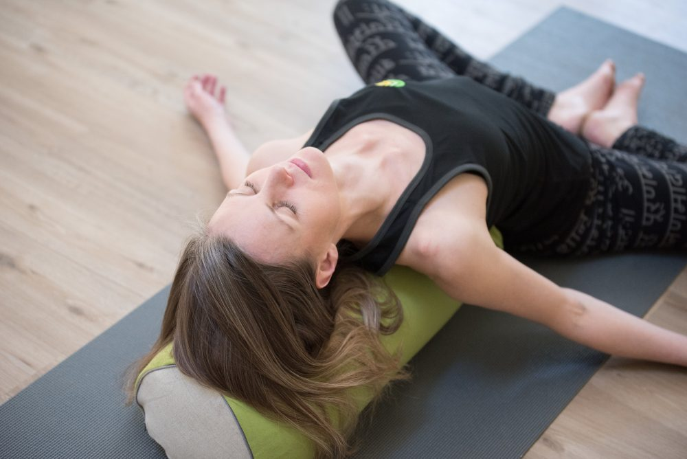 Restorative Yoga at Linear Health & Fitness