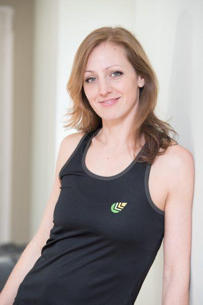 Yoga Teacher Kate Anderson