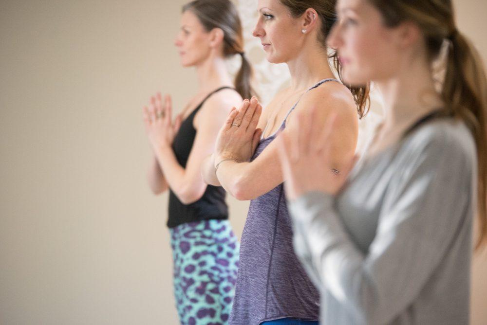 Yin/Yang Yoga at Linear Hea