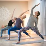 Yoga Classes at Linear Health & Fitness