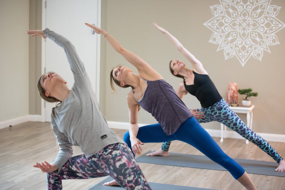 Vinyasa Flow Yoga at Linear Health & Fitness