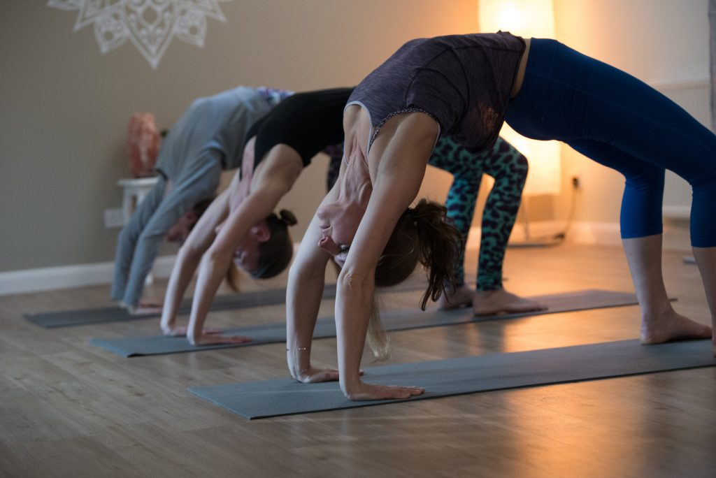 Linear Health & Fitness Yoga Events & Workshops