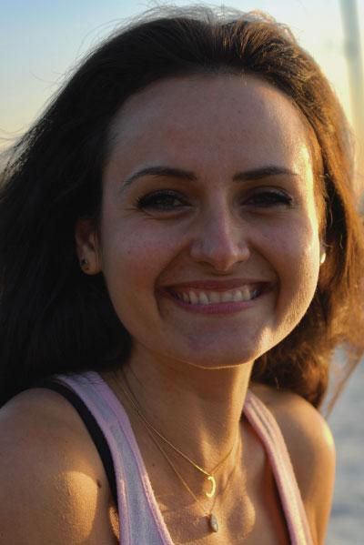 Yoga Teacher Linear Ralitsa Penkova
